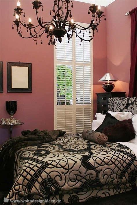 rosa schlafzimmer sch 246 ne wandfarbe schlafzimmer schwarz puder rosa altrosa