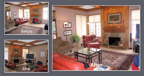 St. Paul Room Makeover Before & After Photo Gallery   Twin Cities