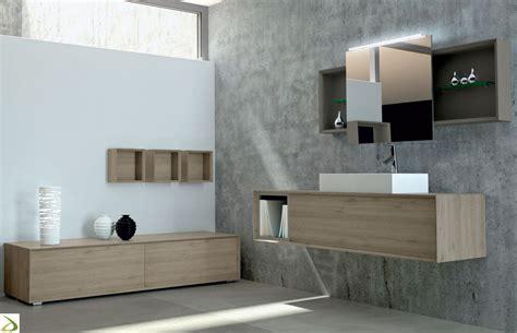 arredamento bagni bagno moderno componibile rigel arredo design
