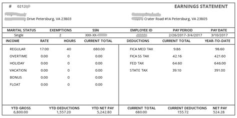 Free 1099 Employee Paystub Autos Post Check Stub Template For 1099 Employee