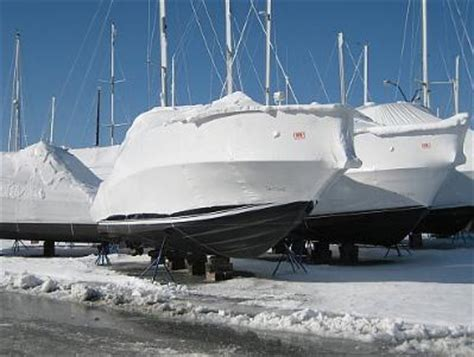 boat shrink wrap indiana boat winterizing shrink wrapping and storage party