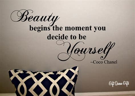 quotes sayings wall decor quotesgram coco chanel quotes top ten quotes