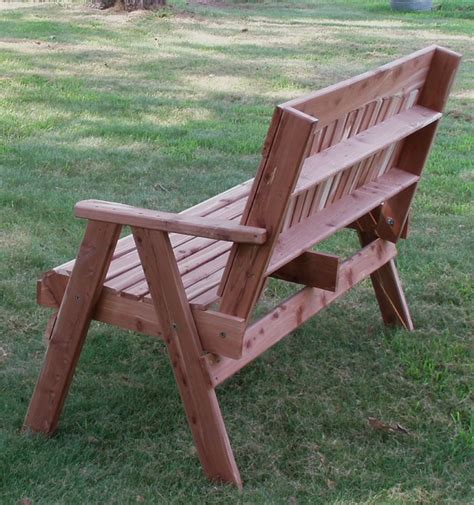 pew benches cedar garden benches sliders church pews red cedar