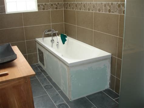 tablier de baignoir tablier de baignoire fait il ne reste plus qu 224 carreler