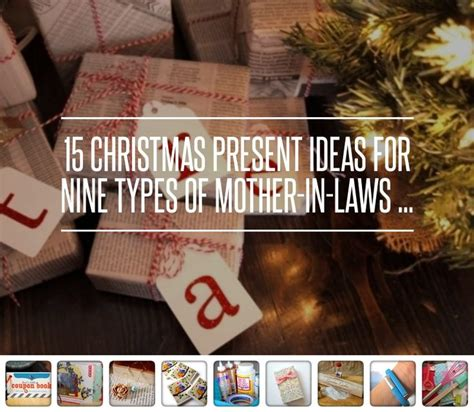 15 christmas present ideas for nine types of mother in