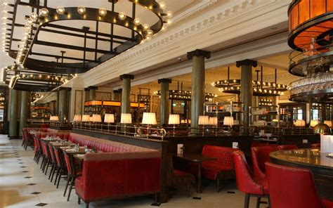 holborn dining room london restaurant review telegraph