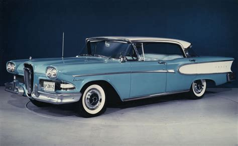Edsel Ford by Ford Edsel Brand Failure A Design Thinking Perspective
