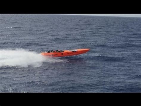 miami to cuba boat ride fort myers speedboat to attempt key west cuba trip record