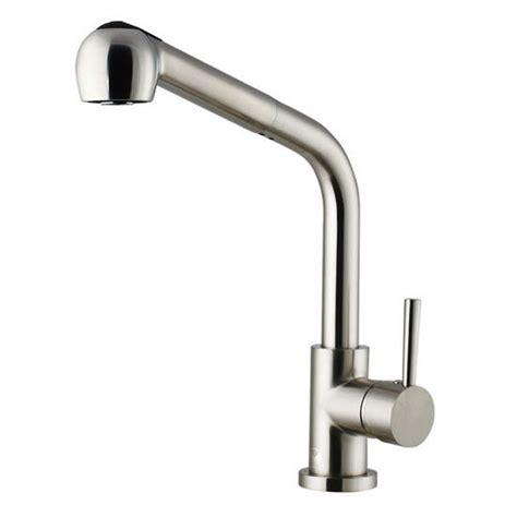 vigo vigo chrome pull out wide spray kitchen faucet vigo stainless steel straight wide pull out spray kitchen