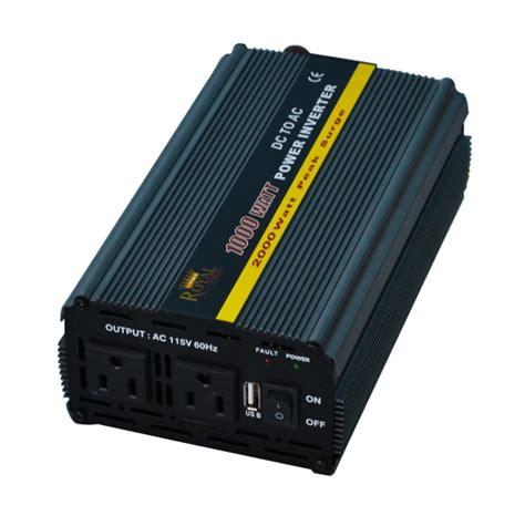 Power Inver Ter Dc To Ac 1000 Watt Betkualitas 1000 watt power inverters 12 volt dc to 110 volt ac