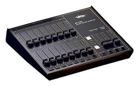 dmx light board controller dmx light controller leviton mc 7008 mke production rental