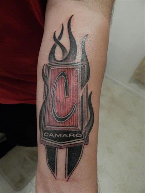 camaro tattoo 45 best camaro s images on chevy camaro