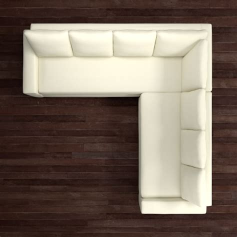 2 L Shaped Sectional by Robertson 2 L Shaped Sofa Sectional Right