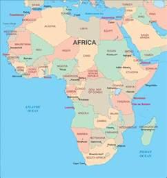 Djibouti Africa Map by Map Africa Djibouti
