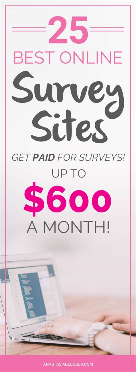 Best Sites To Take Surveys For Money - how to make money online in canada with surveys howsto co