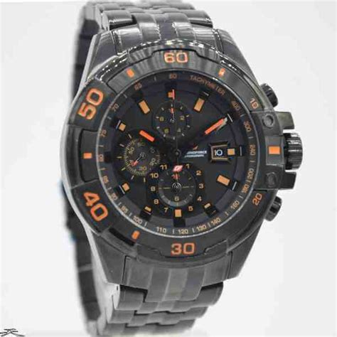 Chronoforce Black White Original jual jam tangan pria chronoforce 5226mb black orange baru