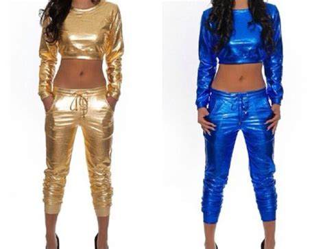 Sweety Pantz Gold L 8one12 joggers wheretoget
