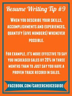 Resume Quantify Accomplishments 1000 images about cover letter on customer