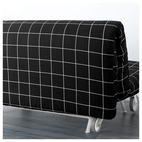 ikea ps murbo ikea ps murbo two seat sofa bed rute black ikea