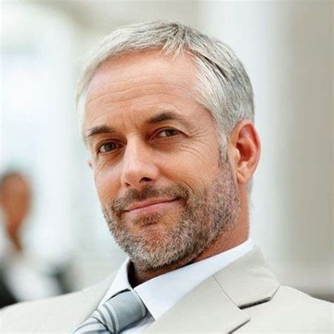 haircut for older balding men with gray hair hairstyles for older men haircuts gray hair and hair style