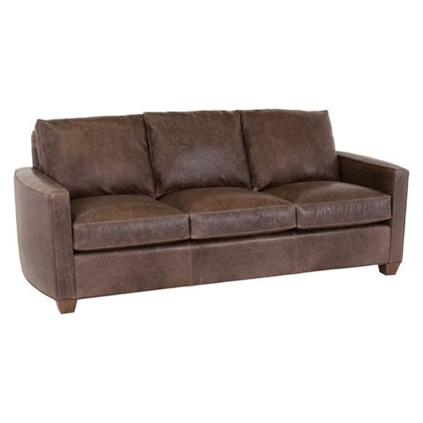classic leather sofas classic leather chesney sofa 38 chesney leather sofa