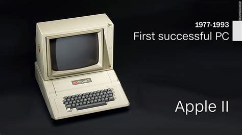 Mac Flashtronic Product 2 2 by Apple Ii The Products That Made Apple Cnnmoney