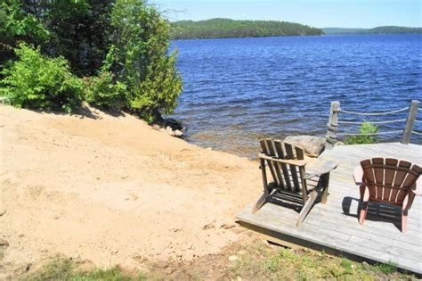 Sand Lake Cottage Rentals by Ontario Cottage Rentals Northern Comfort Cottage