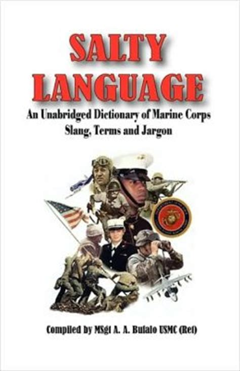 marine corps slang for hair salty language an unabridged dictionary of marine corps