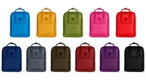 kanken colors 人気のカンケンバッグ ペットボトル生まれの新色がいいね t site