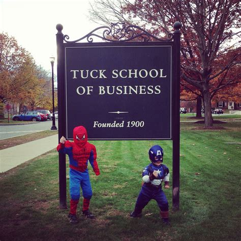 Dartmouth Tuck Mba Acceptance Rate by Tuck School Of Business Happy