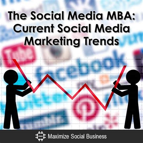 Mba Social Business by Current Social Media Marketing Trends
