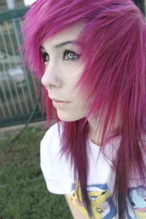 emo hairstyles from all angles 137 best images about cool hair i like on pinterest