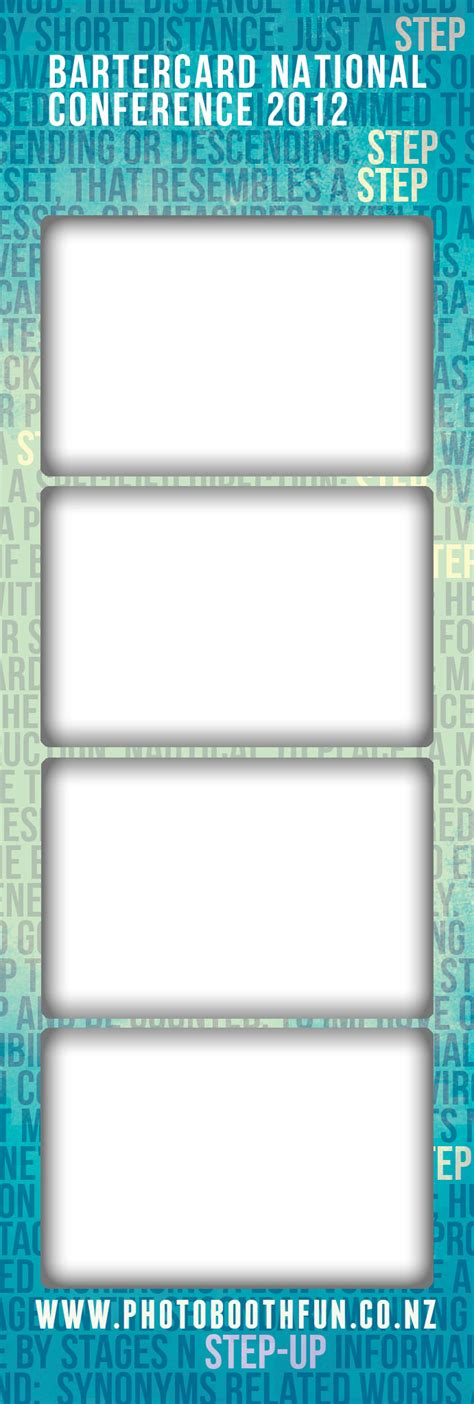 photostrip template busy busy wellington photo booth new zealand s