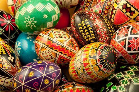Ukrainian Easter Egg Decorating by Ukrainian Eggs Living In Season Time Seasonal