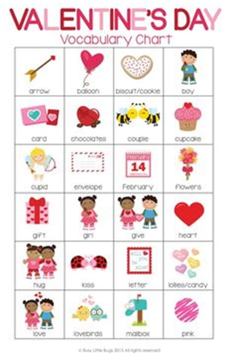 valentines day vocabulary 1000 images about sight words on sight words