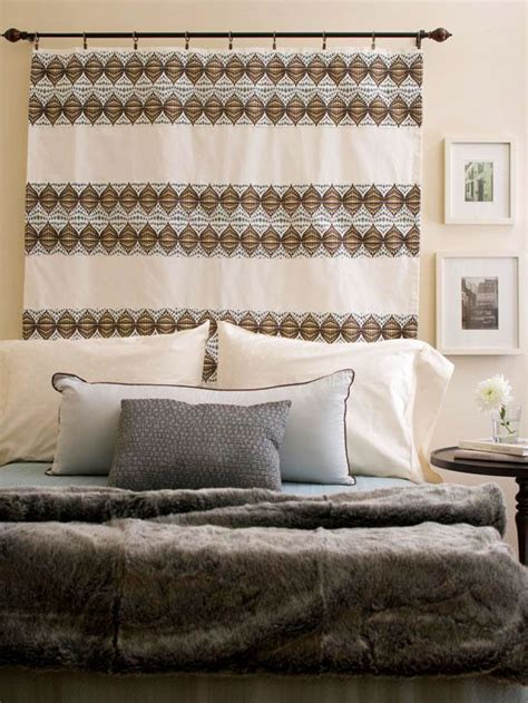 curtain headboard ideas best 25 shower curtain headboard ideas on pinterest