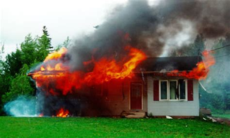 the house was on fire story the house on fire