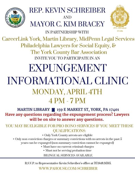 Philadelphia Criminal Record Expungement Project Events Philadelphia Lawyers For Social Equity