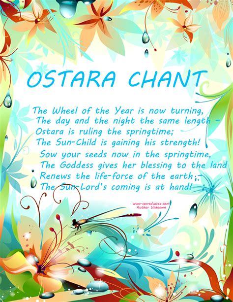 spring equinox 5 rituals for a fresh start the chopra ostara chant sacred wicca