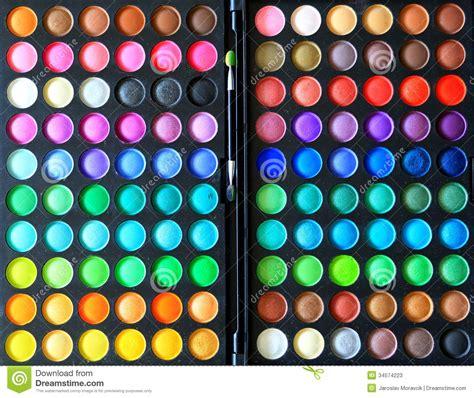 Make Up Palette Sariayu makeup palette stock image image of makeup paint spectrum 34574223