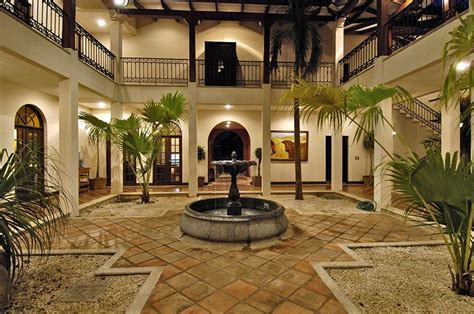 Luxury Colonial House Plans Spanish Colonial Estate Home For Sale In Hacienda Pinilla