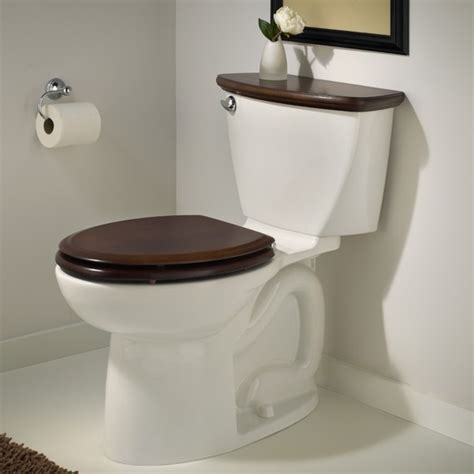 Plumbing Toilet by American Standard Cadet 3 Right Height Elongated Toilet 12