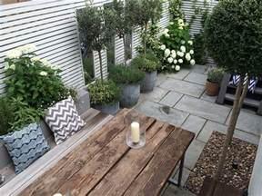 gartengestaltung terrasse bilder traumhafte ideen wie ihr eure kleine terrasse gestalten
