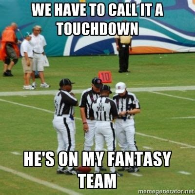 Fantasy Basketball Memes - replacement google and the 10 funniest nfl ref jokes