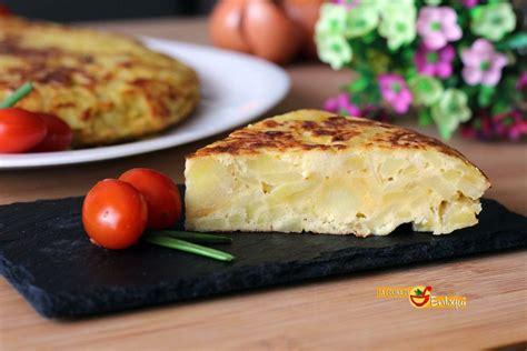 recetas de cocina tortilla de patatas tortilla de patatas cocina