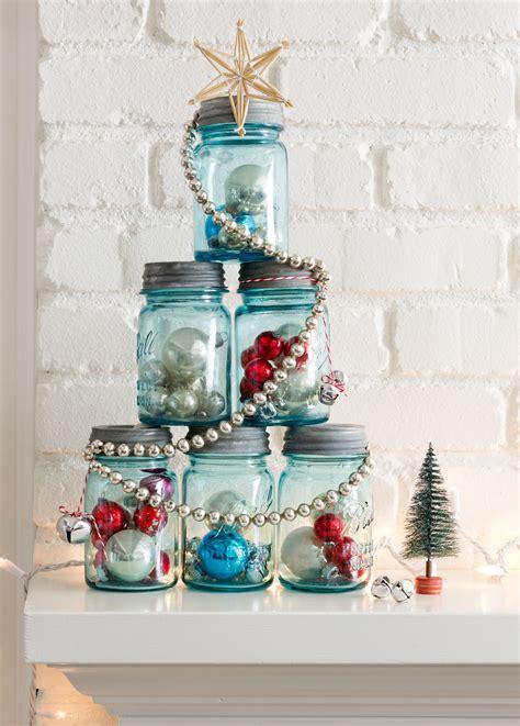 magical ways   mason jars  christmas