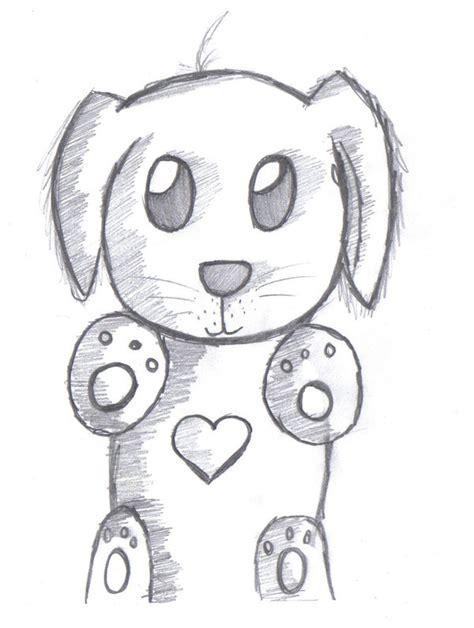drawings of puppies puppy by alphonsealchemist on deviantart