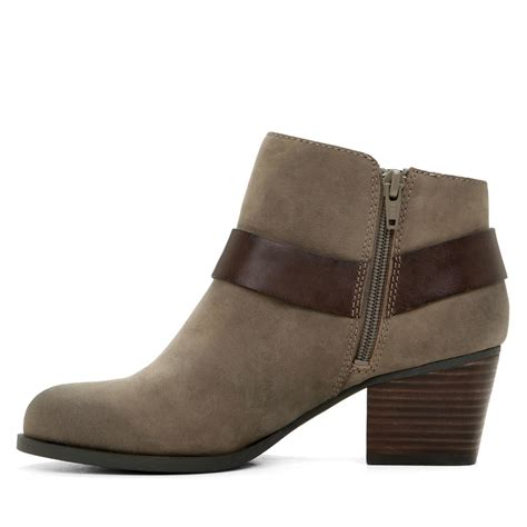 aldo brown boots aldo arielle mid heel ankle boots in brown taupe