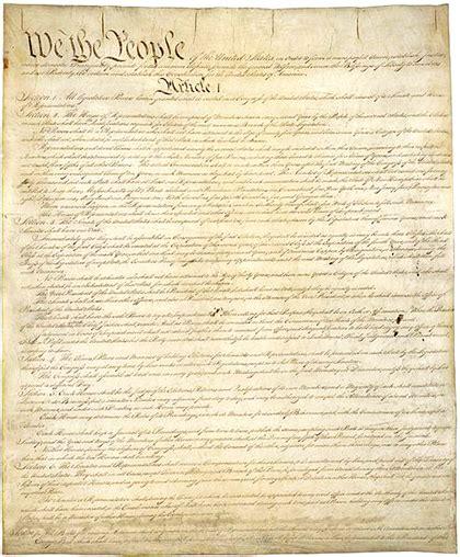 U S Records Sąd Apelacyjny Fbi Narusza 4 Poprawkę Do Konstytucji Dziennik Związkowy