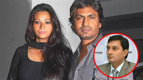 Nawazuddin's wife Anjali files criminal complaint against ...